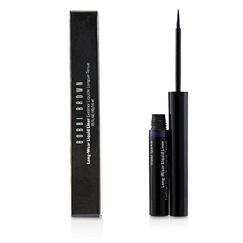 Bobbi Brown Long Wear Liquid Liner - # Violet Sparkle