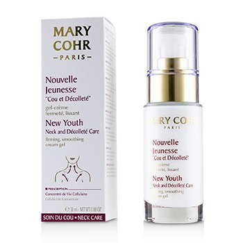 Mary Cohr New Youth Neck & Decollete Care Firming, Smoothing Cream Gel