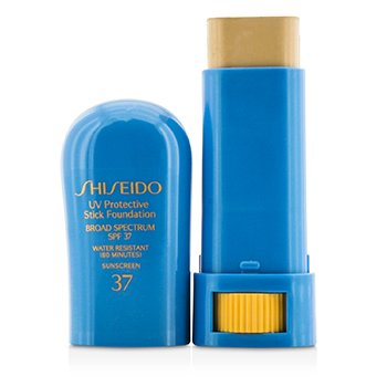Shiseido UV Protective Stick Foundation SPF37 - # Fair Ochre (Unboxed)