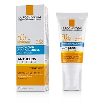 La Roche Posay Anthelios Ultra Sensitive Eyes Innovation Non Perfumed Cream SPF 50+ (Fragrance-Free)