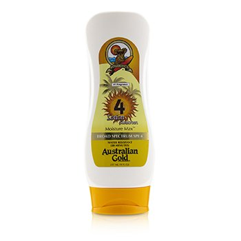 Australian Gold Lotion Sunscreen Broad Spectrum SPF 4