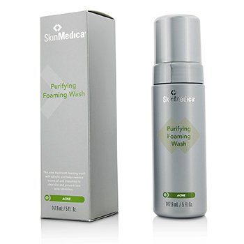 Skin Medica Purifying Foaming Wash  (Exp. Date: 03/2019)