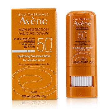 Avene Hydrating Sunscreen Balm SPF 50 - For Sensitive Skin