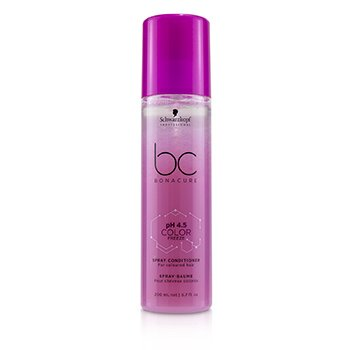 Schwarzkopf BC Bonacure pH 4.5 Color Freeze Spray Conditioner (For Coloured Hair)