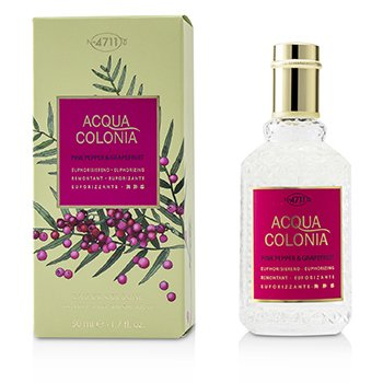 4711 Acqua Colonia Pink Pepper & Grapefruit Eau De Cologne Spray