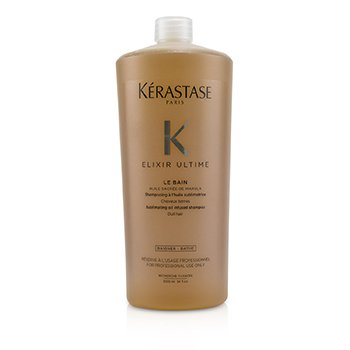 Elixir Ultime Le Bain Sublimating Oil Infused Shampoo (Dull Hair)