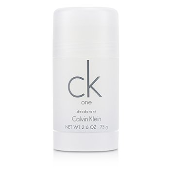 Calvin Klein CK One Deodorant Stick  (Case Slightly Damaged)