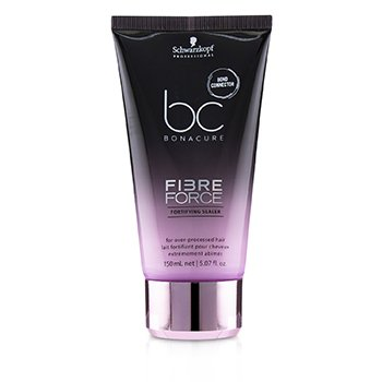 Schwarzkopf BC Bonacure Fibre Force Fortifying Sealer (For Over-Processed Hair)