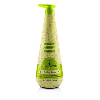 Macadamia Natural Oil Smoothing Shampoo (Daily Shampoo For Frizz-Free Hair)
