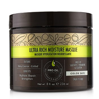 Professional Ultra Rich Moisture Masque