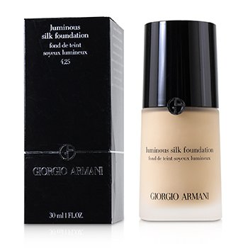 Giorgio Armani Luminous Silk Foundation - # 4.25 (Light, Peachy)