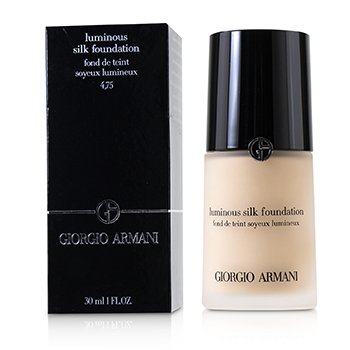 Giorgio Armani Luminous Silk Foundation - # 4.75 (Light, Cool)