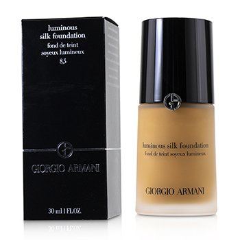 Giorgio Armani Luminous Silk Foundation - # 8.5 (Tan, Warm)