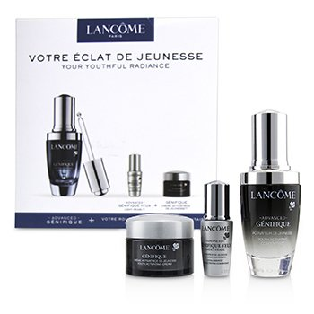 Lancôme Genifique Your Youthful Radiance Set: Genifique Concentrate 30ml + Genifique Yeux Light-Pearl 5ml + Genifique Cream 15ml
