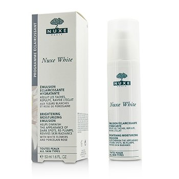 Nuxe Nuxe White Brightening Moisturizing Emulsion (Exp. Date 10/2019)