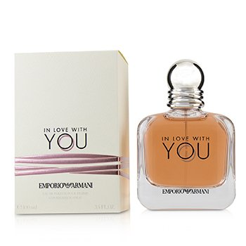 Emporio Armani In Love With You Eau De Parfum Spray