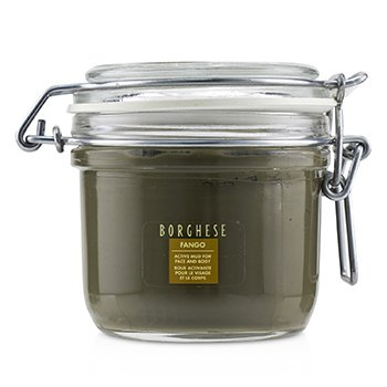 Borghese Fango Active Mud Face & Body - Jar (Unboxed)