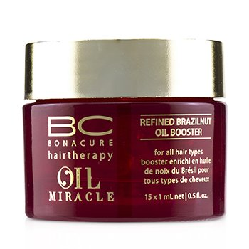 Schwarzkopf BC Bonacure Oil Miracle Refined Brazilnut Oil Booster (For All Hair Types)
