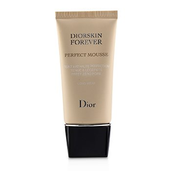 Christian Dior Diorskin Forever Perfect Mousse Foundation - # 010 Ivory