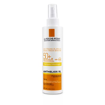 La Roche Posay Anthelios XL Ultra-Light Spray SPF 50+ - For Sensitive Skin (Water Resistant)