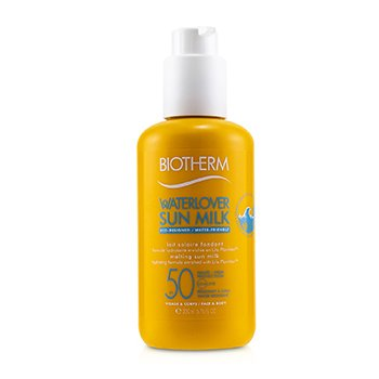 Biotherm Waterlover Melting Sun Milk SPF 50 - For Face & Body