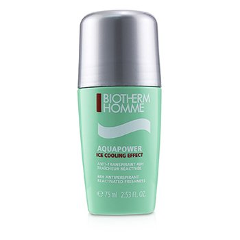 Biotherm Homme Aquapower 48H Antiperspirant Reactivated Freshness