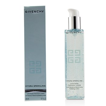 Givenchy Hydra Sparkling Luminescence Moisurizing Bubbling Lotion (Packaging Slightly Damaged)