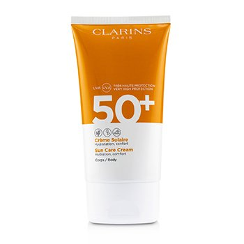 Clarins Sun Care Body Cream SPF 50