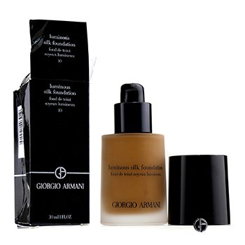 Giorgio Armani Luminous Silk Foundation - # 10 (Box Slightly Damaged)