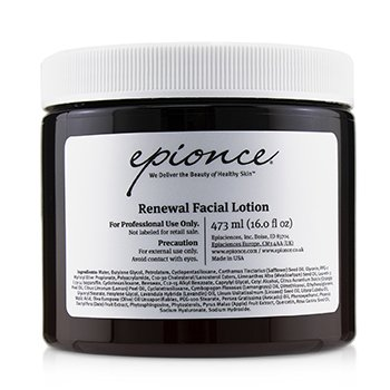 Epionce Renewal Facial Lotion - Salon Size