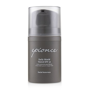 Epionce Daily Shield Tinted SPF 50 - For All Skin Types