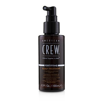 American Crew Men Fortifying Scalp Treatment (Invigorating Leave-in Scalp Treatment)