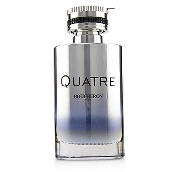 Boucheron Quatre Intense Eau De Toilette Spray