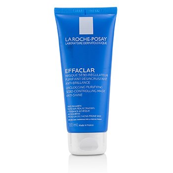 La Roche Posay Effaclar Unclogging Purifying Sebo-Controlling Mask (Exp. Date 04/2020)