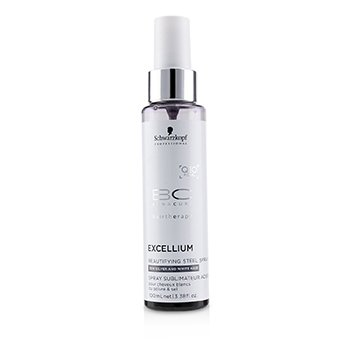 BC Excellium Q10+ Pearl Beautifying Steel Spray - For Silver and White Hair (Exp. Date: 03/2020)