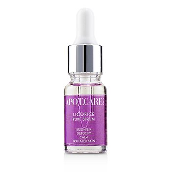 Apot.Care LICORICE Pure Serum - Detoxify