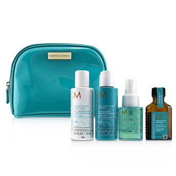 Moroccanoil Destination Curl Travel Set