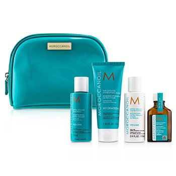 Moroccanoil Destination Volume Travel Set