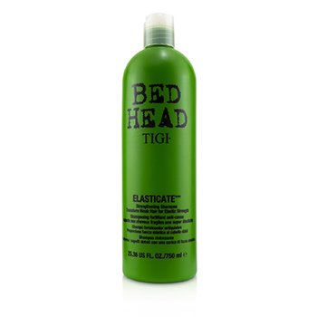 Tigi Bed Head Elasticate Strengthening Shampoo (Transform Weak Hair For Elastic Strength)