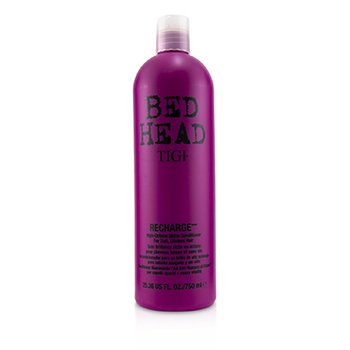 Tigi Bed Head Recharge High-Octane Shine Conditioner (For Dull, Lifeless Hair)