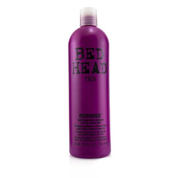 Tigi Bed Head Recharge High-Octane Shine Shampoo (For Dull, Lifeless Hair)