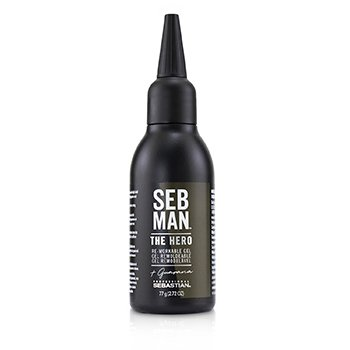 Seb Man The Hero - Re-Workable Gel (Box Slightly Damaged)