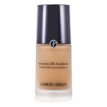 Luminous Silk Foundation - # 8 Caramel (Unboxed)