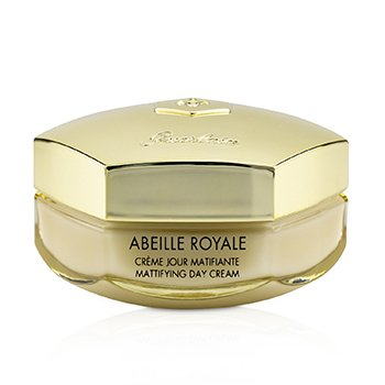 Abeille Royale Mattifying Day Cream - Firms, Smoothes, Corrects Imperfections