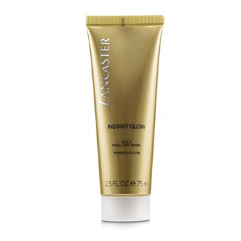 Lancaster Instant Glow Peel-Off Mask (Gold) - Firmness & Glow