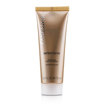 Lancaster Instant Glow Peel-Off Mask (Pink Gold) - Hydration & Glow