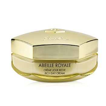 Guerlain Abeille Royale Rich Day Cream -Firms, Smoothes, Illuminates