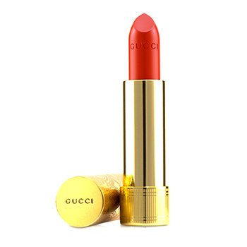 Gucci Rouge A Levres Satin Lip Colour - # 302 Agatha Orange