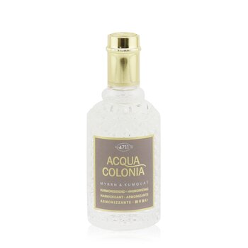 4711 Acqua Colonia Myrrh & Kumquat Eau De Cologne Spray