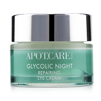 Apot.Care GLYCOLIC NIGHT Repairing Night Eye Cream